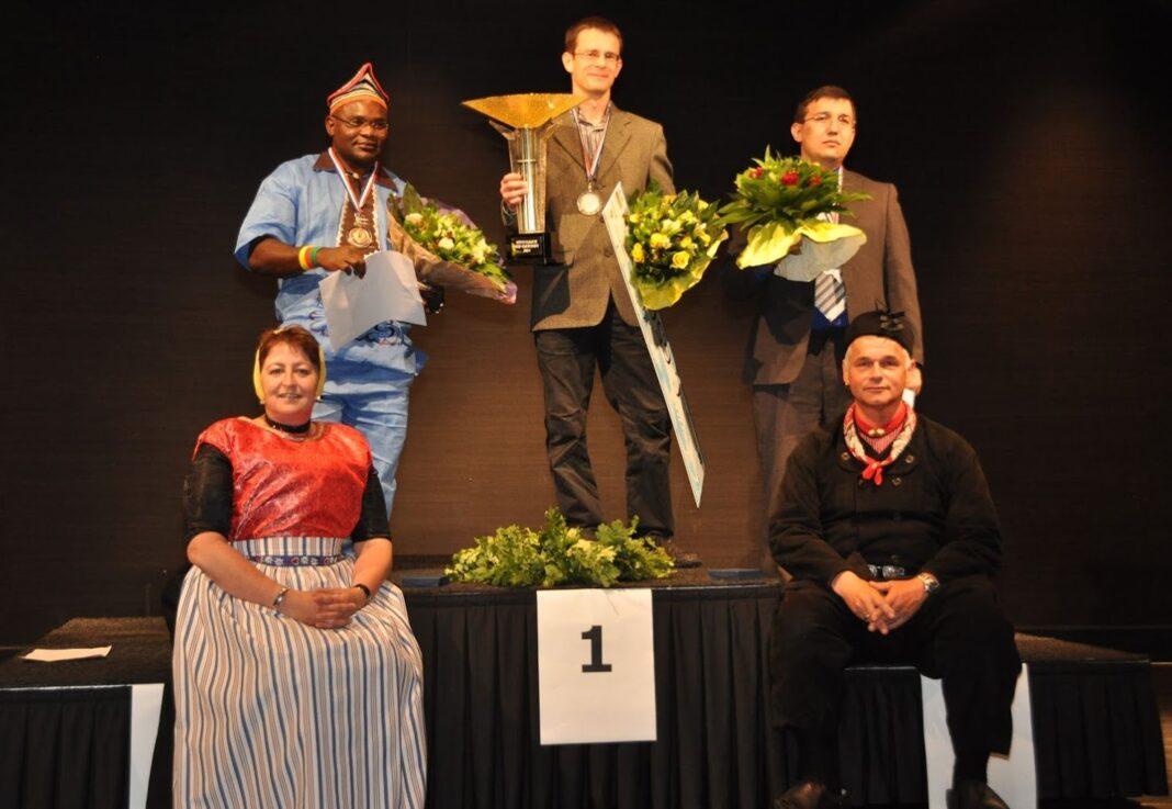 Podium MŚ 2011
